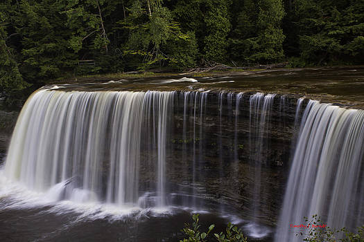 Upper Falls by Timothy J Berndt