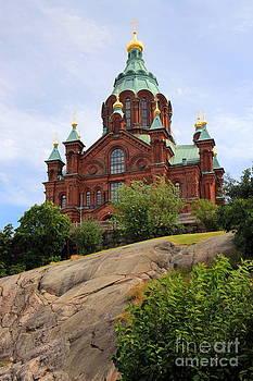 Sophie Vigneault - Upsenski Cathedral