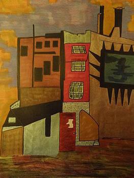 Nancy Fillip - Urban Facade