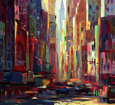 Urban impression by Tony Song