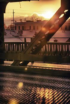 Urban Sunset by Laszlo Rekasi