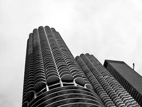 Urban UFO by Diane Geddes