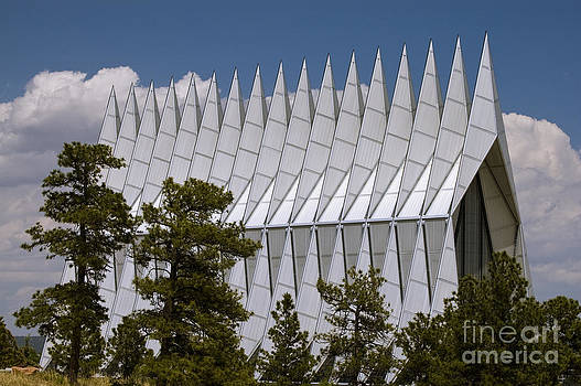 Tim Mulina - US Air Force Academy Chapel 1