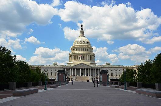 Pravine Chester - US Capitol