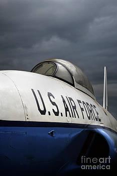Simon Pocklington - U.S.Airforce T33
