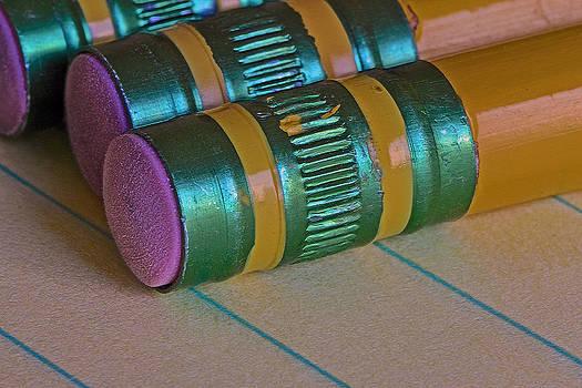 Bill Owen - used erasers
