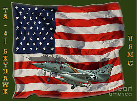 Tim Mulina - USMC Skyhawk