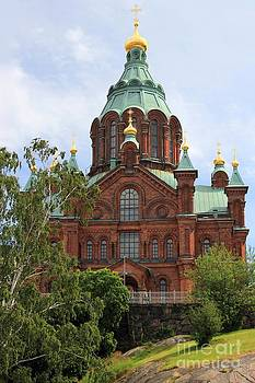 Sophie Vigneault - Uspenski Cathedral Helsinki