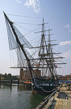 Tim Mulina - USS Constitution - Tall