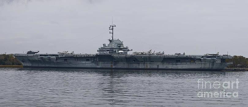 Tim Mulina - USS Yorktown