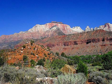 Utah Scenery II by Griffin Harris