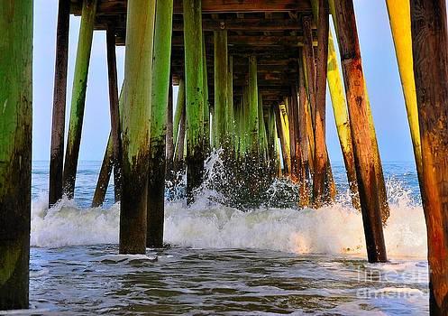 VA Pier by Eric Grissom