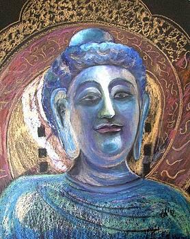 Vairocana Buddha by Elena Malec