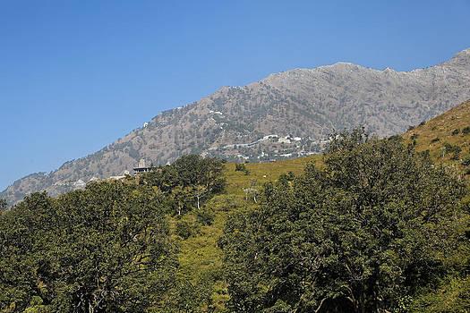 Kantilal Patel - Vaishnoo Devi Trail from Katra Heliport