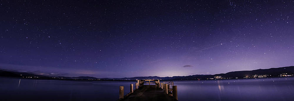 Valhalla Pier Lake Tahoe by Brad Scott