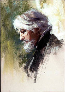 Valjean by Chris  Saper