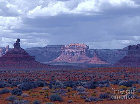 Valley of the Gods by Annie Gibbons