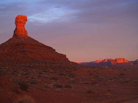 Valley of the Gods by Carrie Putz