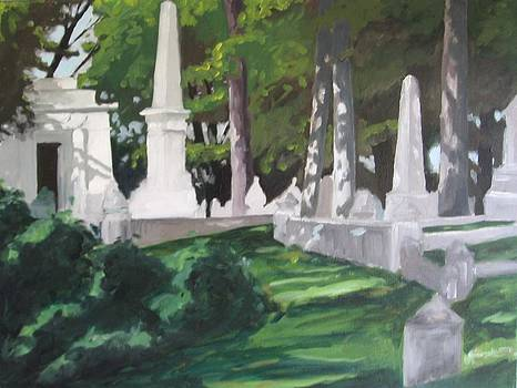 Valley St Cemetery by Timothy Loraditch