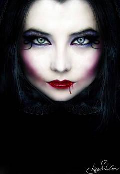 Vampire Geisha by Adro Von Crow