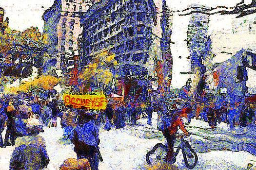 Wingsdomain Art and Photography - Van Gogh Occupies San Francisco . 7D9733