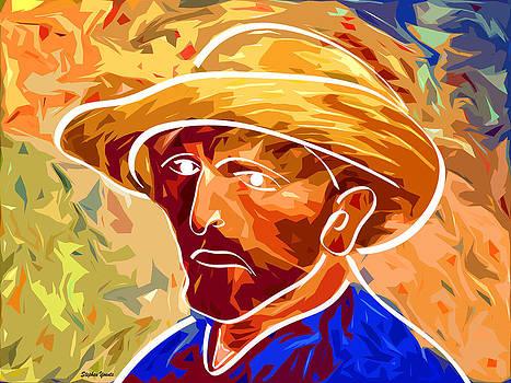 Van Gogh Reinvented by Stephen Younts