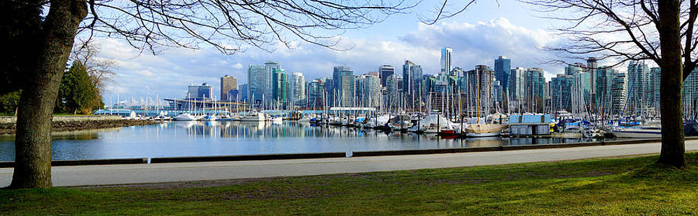 Vancouver Canada by Wendy Emel
