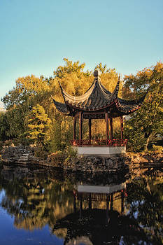 Vancouver - Chinese Garden by Long Nguyen