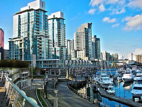 Kamil Swiatek - Vancouver Harbour