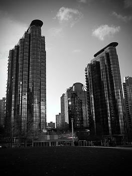 Kamil Swiatek - Vancouver Skyscrapers