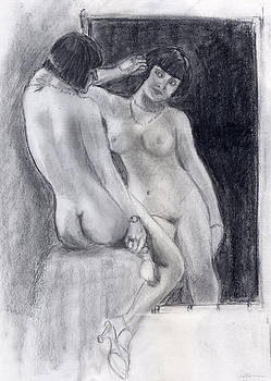 Vanity by Pamela  Corwin