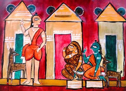 Vanvas - Patchitra by Badri Narayanan