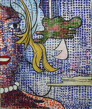 Variation on a Theme by Roy Lichtenstein by Richard Huntington