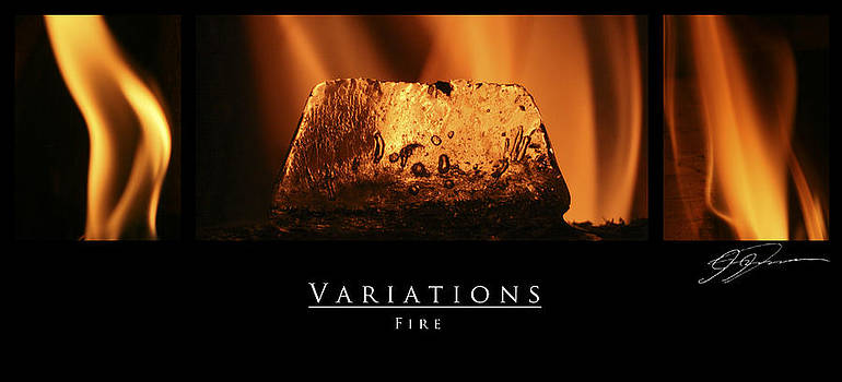 Variations - Fire by Andreas Hartmann