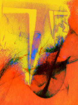 Variations in orange and yellow by Joseph Ferguson
