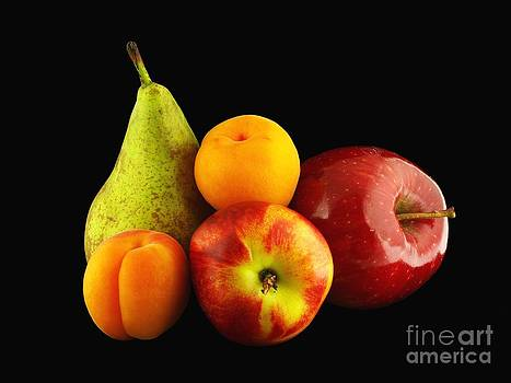 Varied Fruits by Alfredo Rodriguez