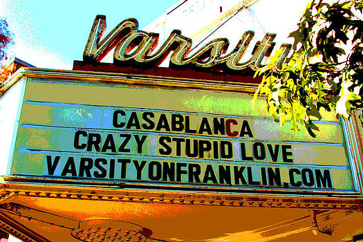 Varsity Marquee by Bob Whitt