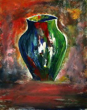 Vase by Soumya Maitra