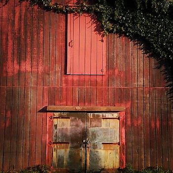 Vassar Barn by Tina Marie