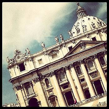 Vatican by Luciana Couto