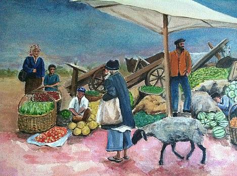 Vegetable Market by Giti Ala