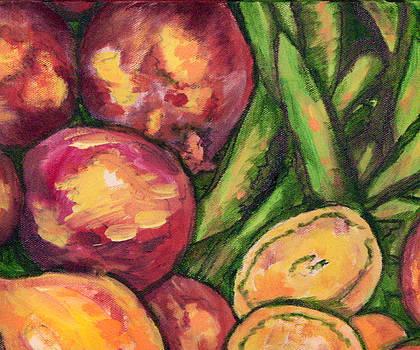Vegetables Medley 2 by Laura Heggestad