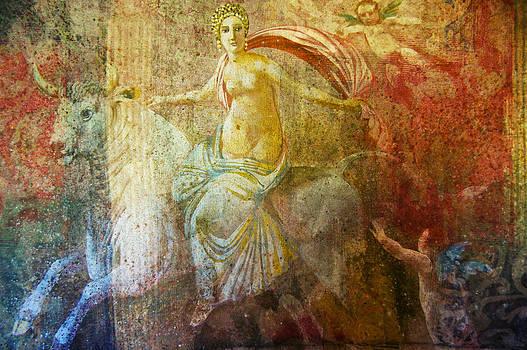 Venetian Maiden  by Carolyn Marchetti