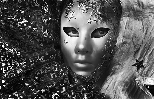 Venetian mask by Yuri Santin