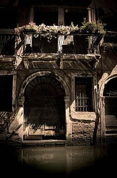 Venetian Reflections by Tim Kahane