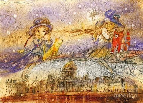 Svetlana and Sabir Gadghievs - Venezia 2