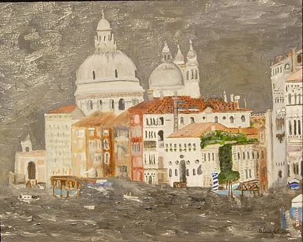 Venice by Beverly A Smith