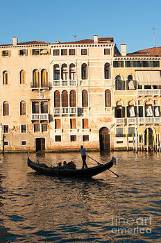 Venice gondola by Andrew  Michael