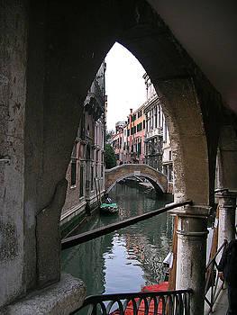 Venice Italy Fine Art Print by Ian Stevenson