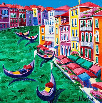 Venice by Ivailo Nikolov